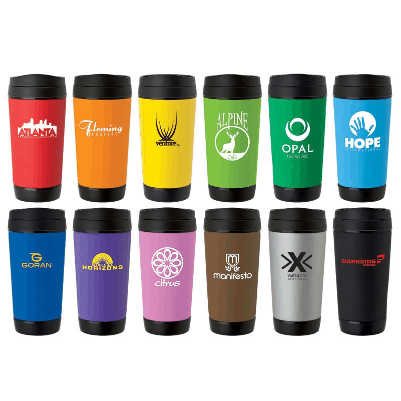 17 Oz. Perka Insulated Sip Mug